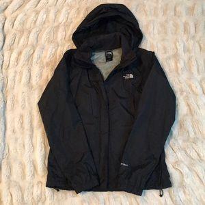 LIKE NEW North Face rain jacket